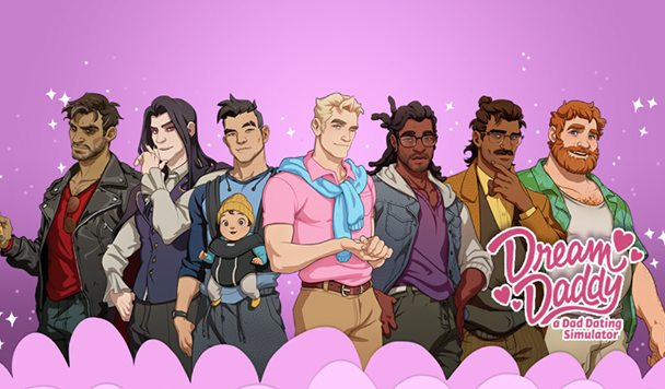 "Baths – ""Dream Daddy: A Dad Dating Simulator"" [Theme Song]"