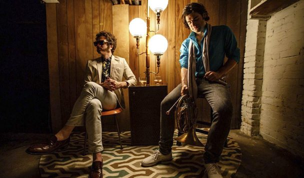 French Horn Rebellion - 'Presentation' (prod. Champagne)