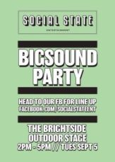 Social State x Bigsound
