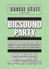 Social State x Bigsound