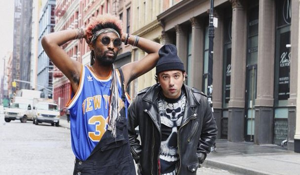 The Knocks & Captain Cuts – 'House Party'
