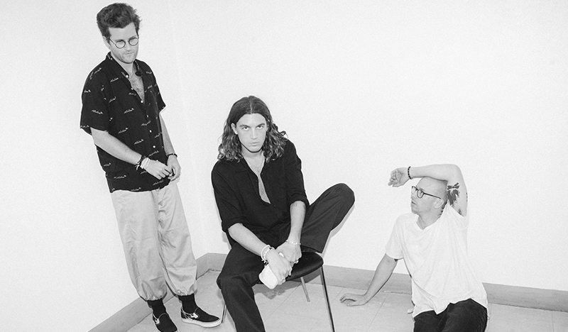 Interview with LANY