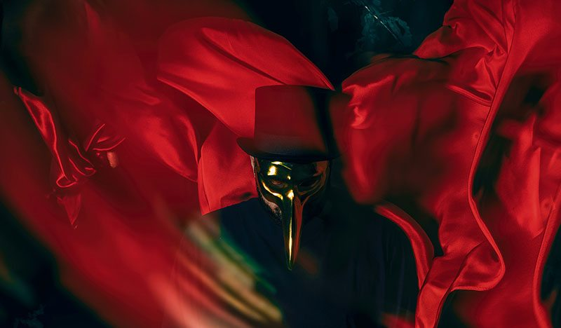 Claptone – 'Stay The Night' (ft. TENDER)