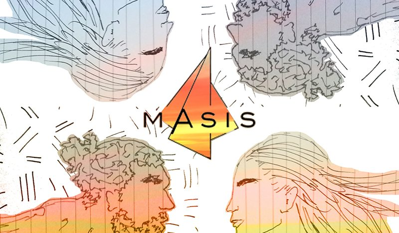 mAsis – 'Always You' [EP Stream]