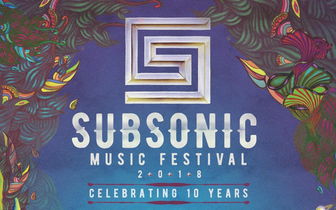 Subsonic – 2018 Lineup