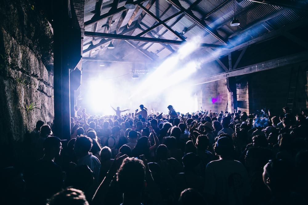 Output Festival – Line-up 2018
