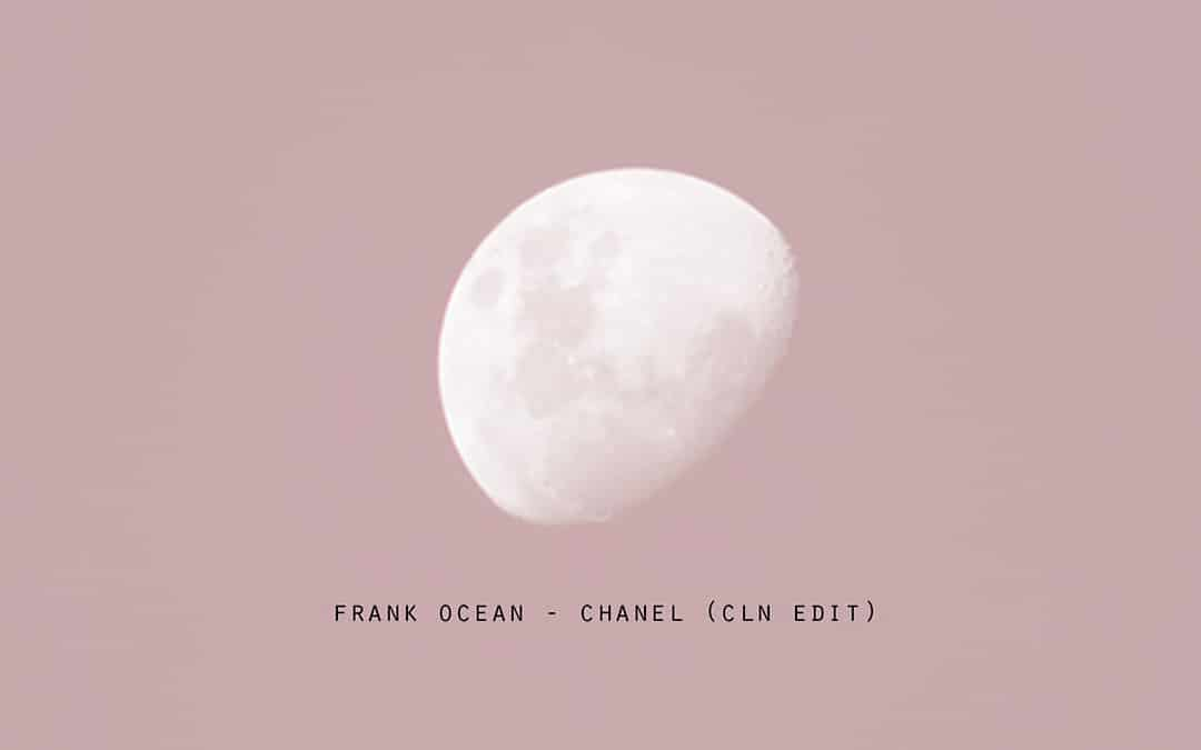 Frank Ocean – Chanel (cln edit)