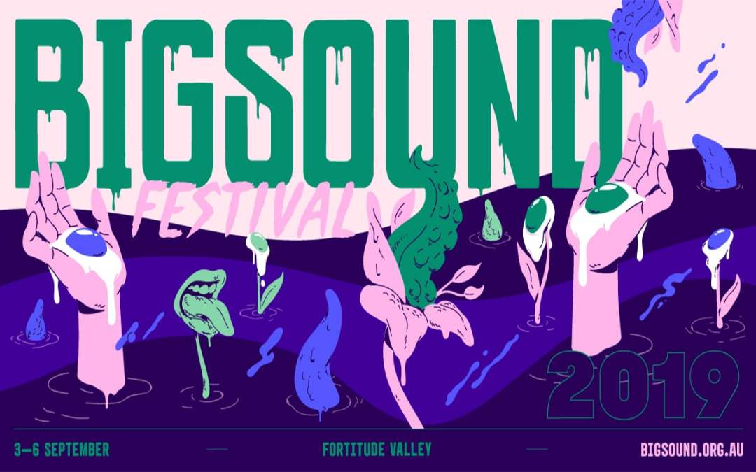 BIGSOUND – 2019 Second Lineup Announcement