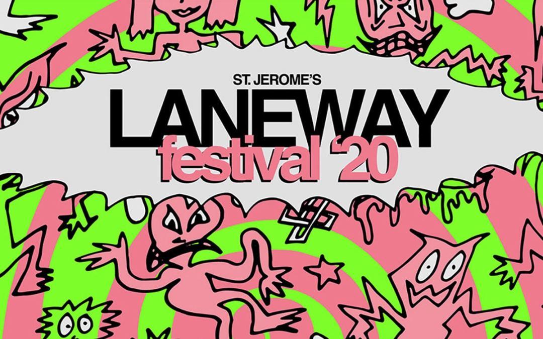 Laneway – 2020 Line-up Announcement