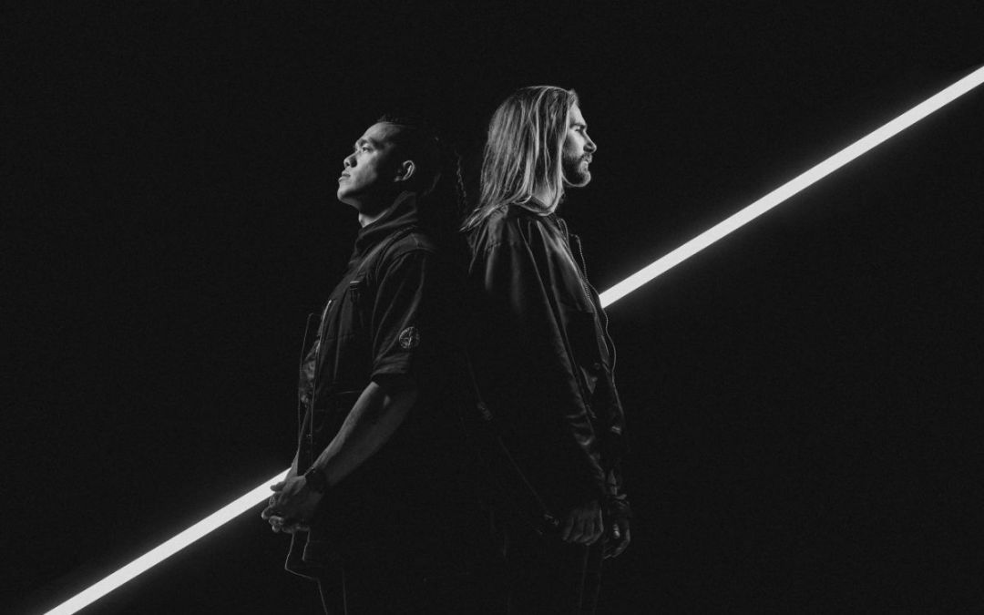 SLUMBERJACK x Daktyl – 'Crucified' (feat. MOONZz)