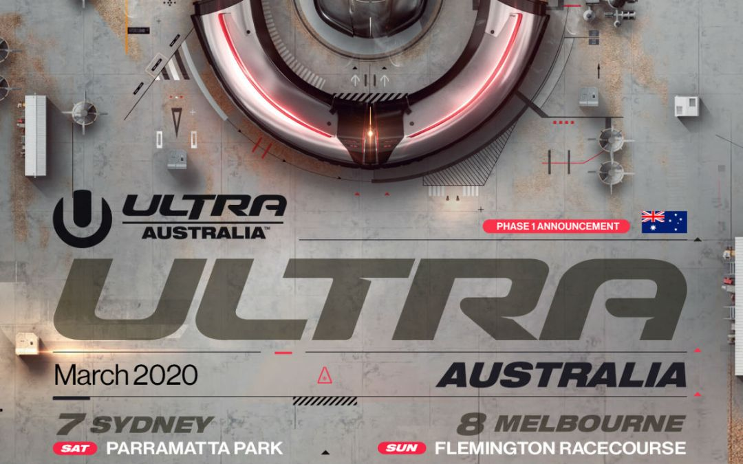 Ultra Australia – Phase 2 Lineup Announcement
