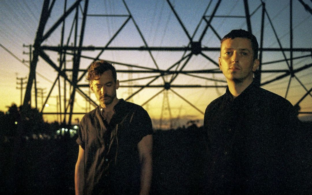 Bonobo and Totally Enormous Extinct Dinosaurs – 'Heartbreak'