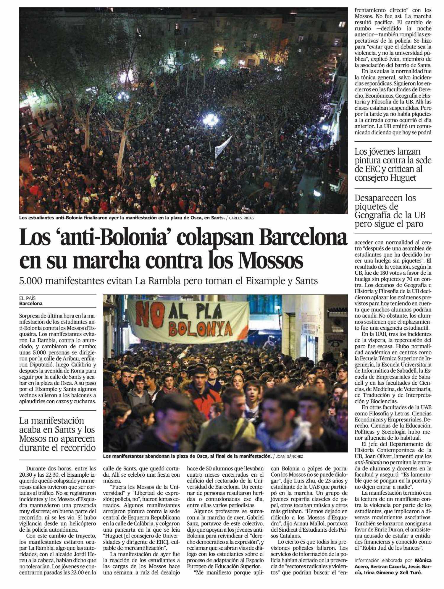 El País - 27 marzo 2009