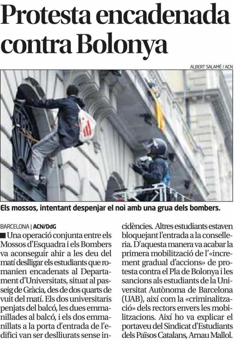 Diari de Girona - 2 febrer 2009