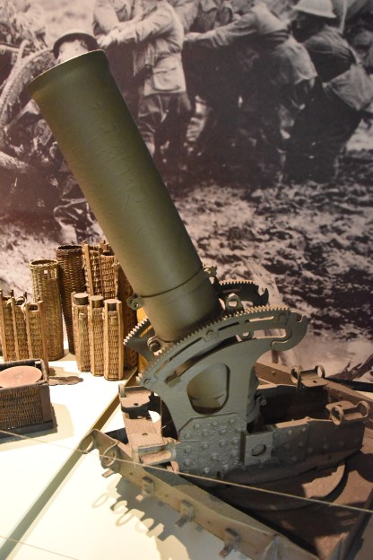 9in Trench Mortar