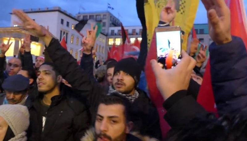 Proteste Gegen Israel