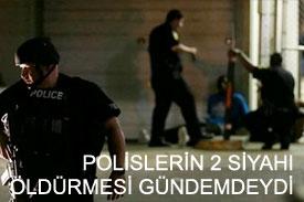 Polise 'sniper'la misilleme: 5 ölü