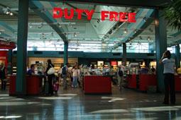 Duty Free'deki soygun