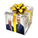 Cumhurbaşkan ve Başbakan'ın ödenekleri ikiye katlanıyor