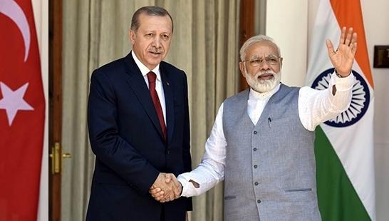 Hindistan'dan notlar: Modi ve Erdoğan birbirlerine ne kadar benziyor?