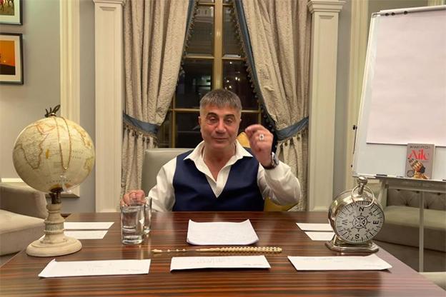 Sedat Peker'den 'Erdoğan' iddiası