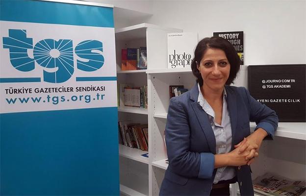 """TGS İstanbul Şube Başkanı Tuna, Hürriyet'i anlattı: Sayfalar """"bir yerlere"""" gidiyordu"""