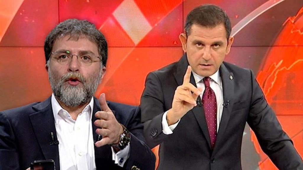 Ahmet Hakan Fatih Portakal'a salladı! Soru: Kaçana vurulur mu?