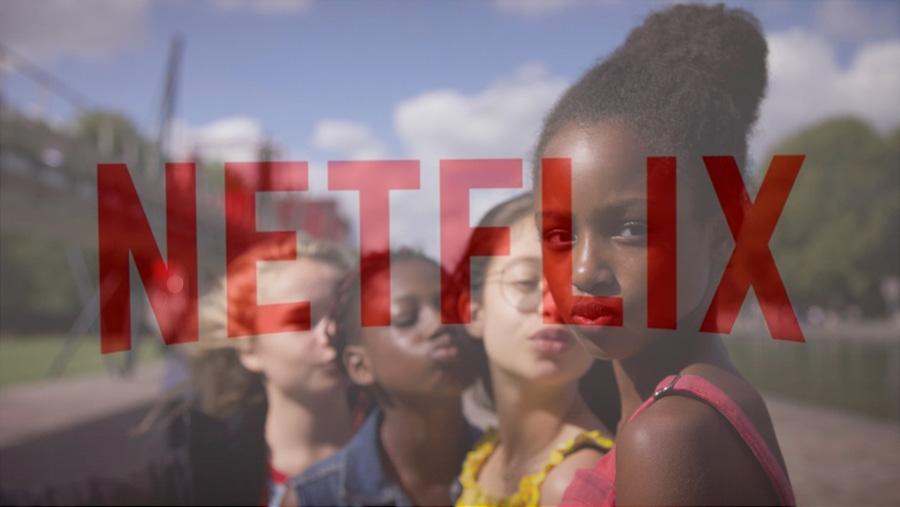 Netflix yeni filmi Cuties'e pedofili tepkisi gelince özür diledi