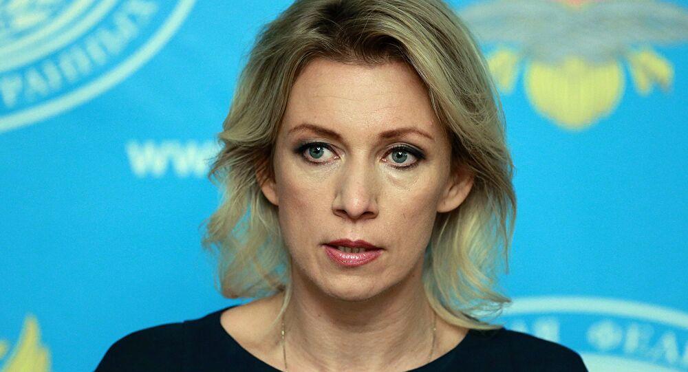 """Rus Dışişleri sözcüsü Avrupa ve ABD'ye:""""işinize bakın"""" dedi!"""