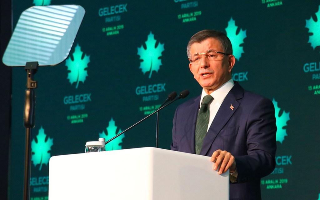 """Davutoğlu'dan ilginç uyarı:""""Erdoğan'ı tasfiye edip rejimi değiştirecekler"""""""