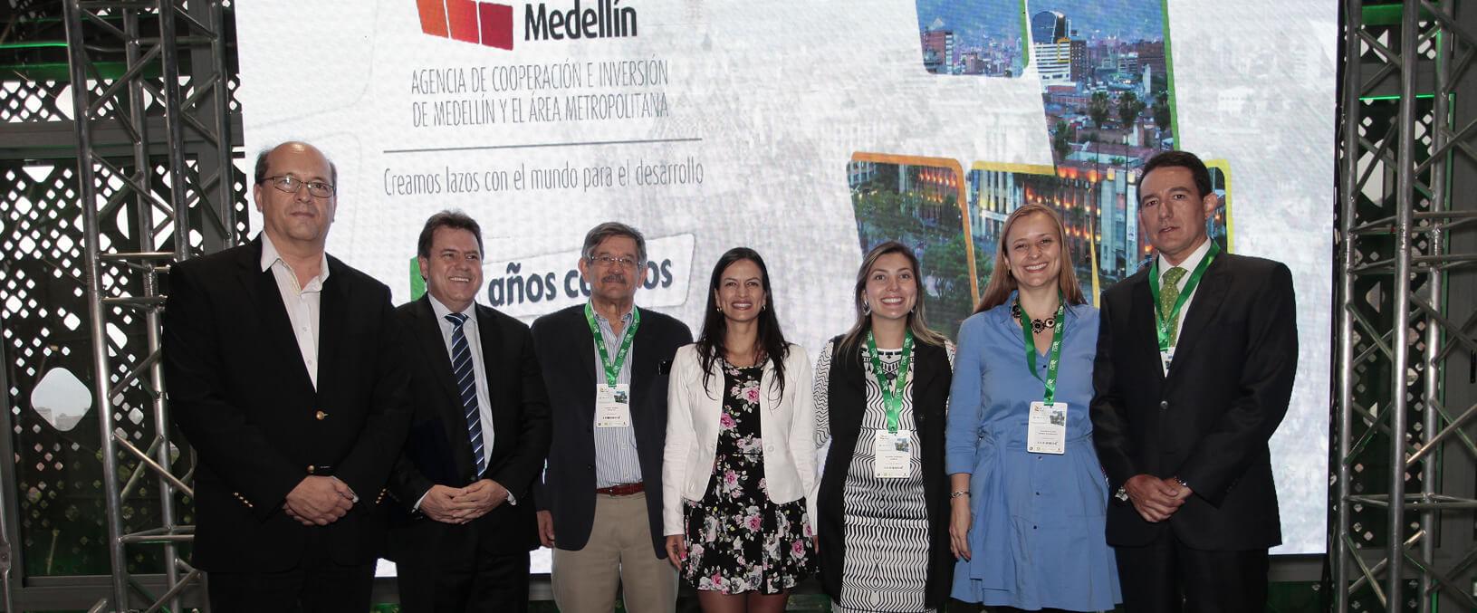 Foro de inversión y cooperación ACI Medellín