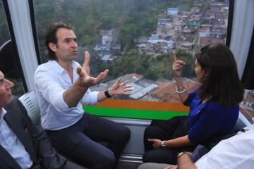 París y Medellín le apostarán juntos a la movilidad urbana sostenible