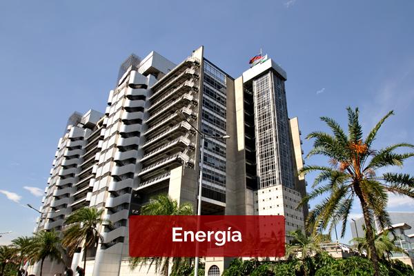 Sector de energía en Medellín