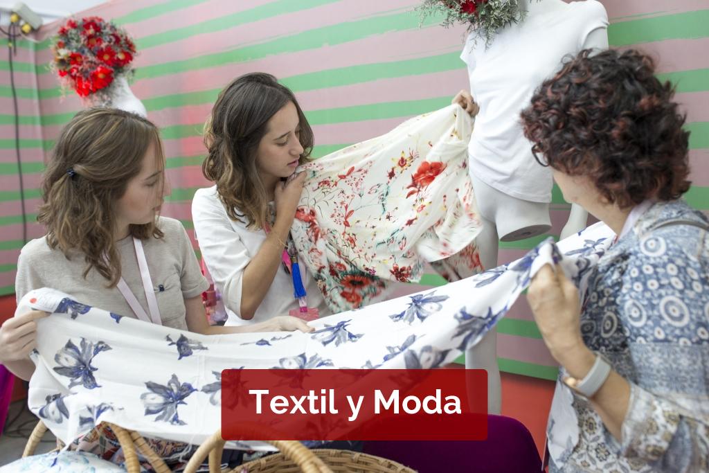 Textil y moda en Medellín