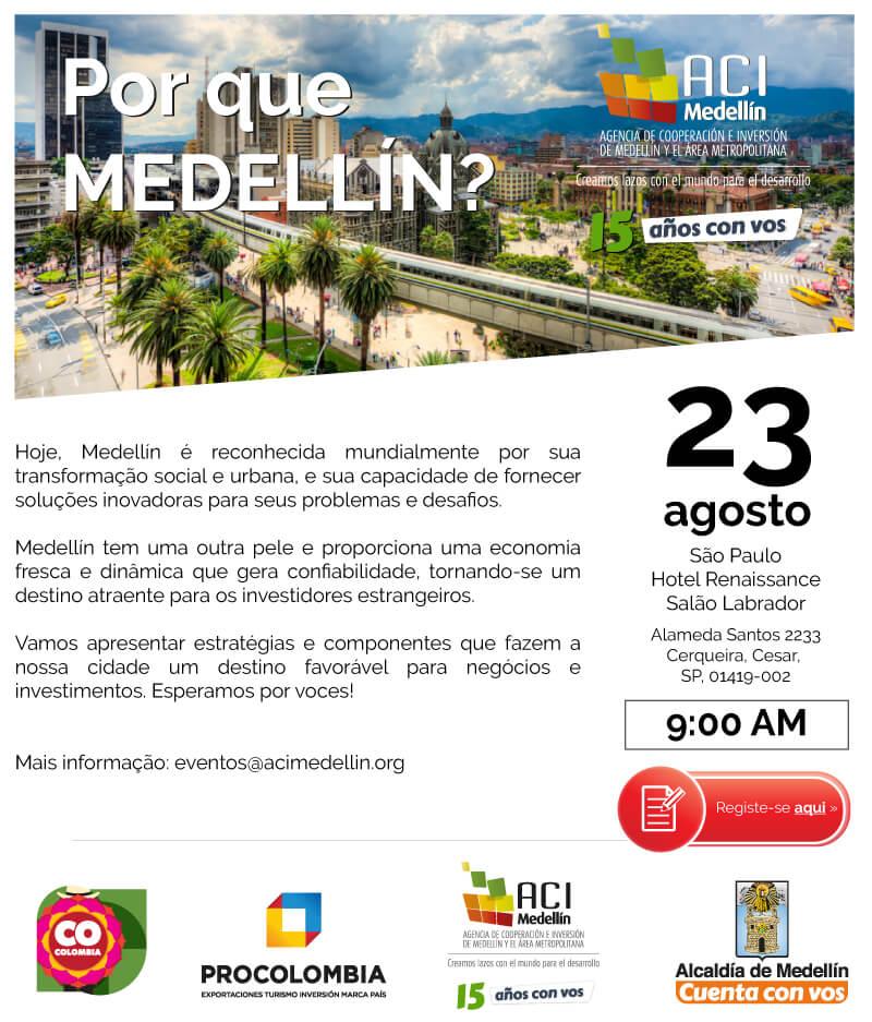 Evento Por qué Medellín
