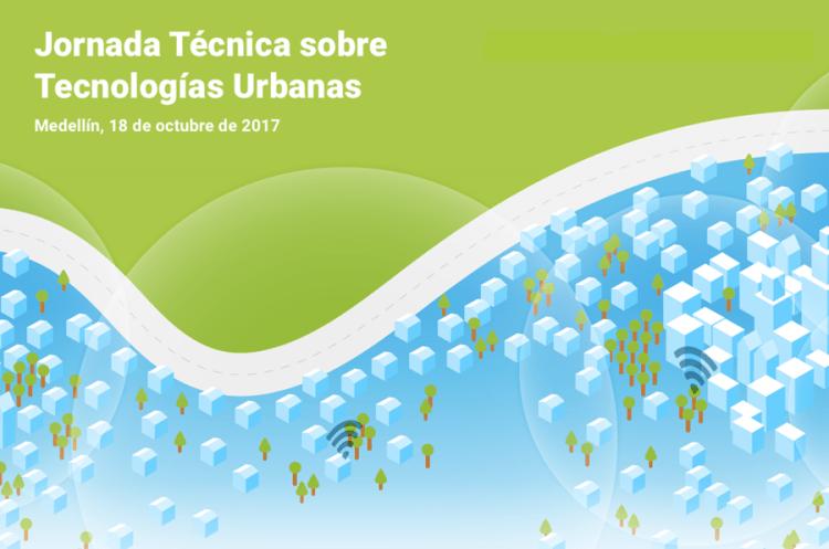 jornada técnica tecnologías urbanas