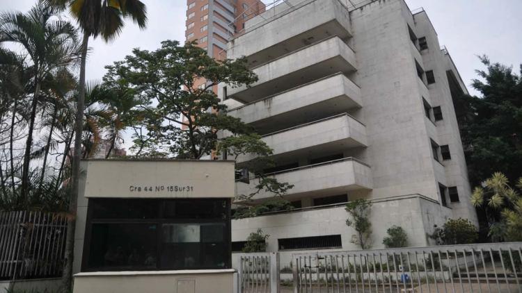 Edificio Mónaco en Medellín