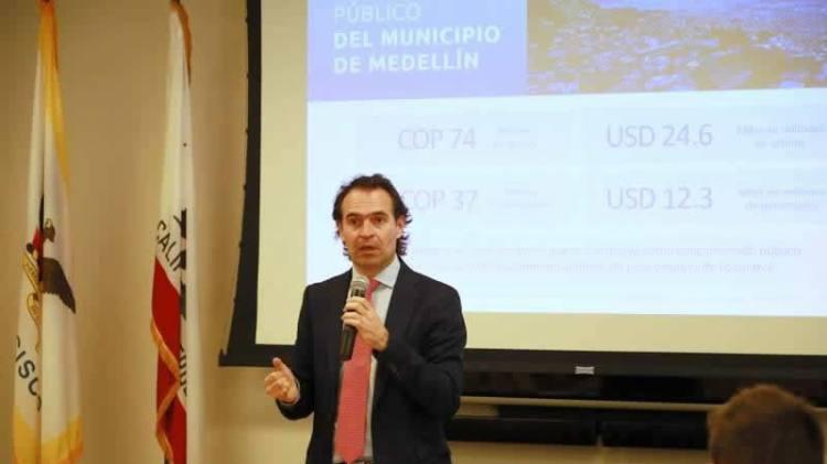 Invertir en Medellín