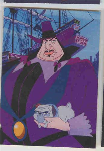 Disney Pocahontas Villain With Pug Dog Never Sold Toys