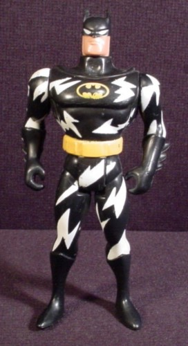 Batman Lightning Strike Action Figure, 1993 Kenner, 4 3/4 ...