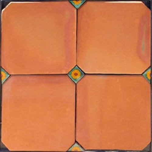 Mexican Pavers Clay Tile Floor