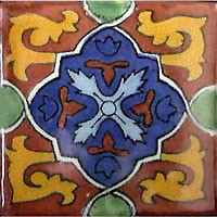 mexican tile pattern grenada