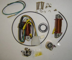 Stator Rebuild Kit Honda CT70K0H K1H SL70 XL70  Northeast