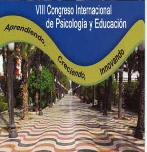 VIII Congreso Internacional de Psicología y Educación