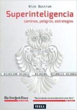 Portada del libro superinteligencia