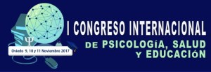 Logo I Congreso Internacional de psicología, salud y educación