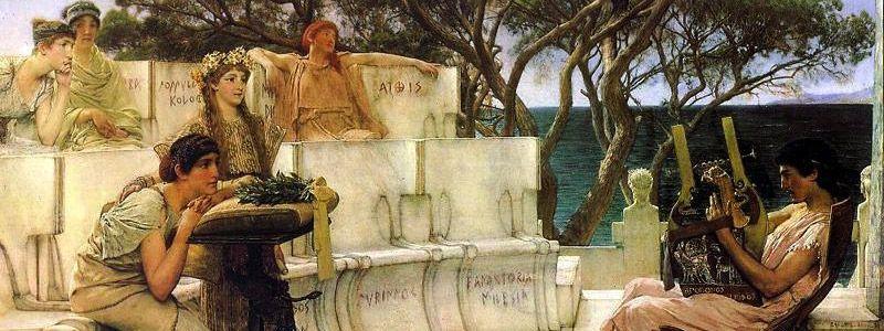 Mitología clásica y literatura inglesa