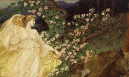 Mitos en la literatura y en las artes