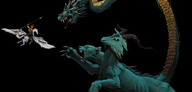 VII Espacios Míticos «De bestias, engendros y otros monstruos innombrables»