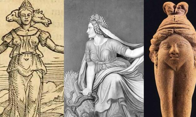 I Jornada de Mitos. En torno al Mito de Démeter
